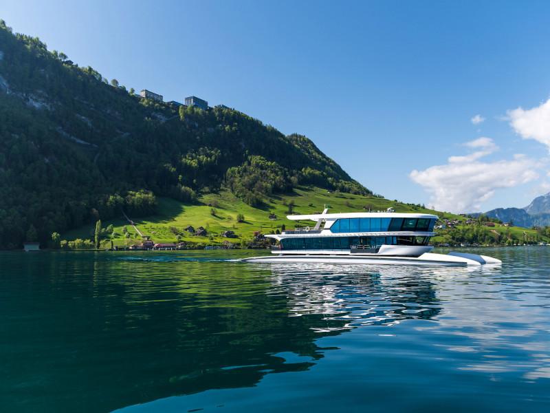 Bürgenstock Cruise - 1h