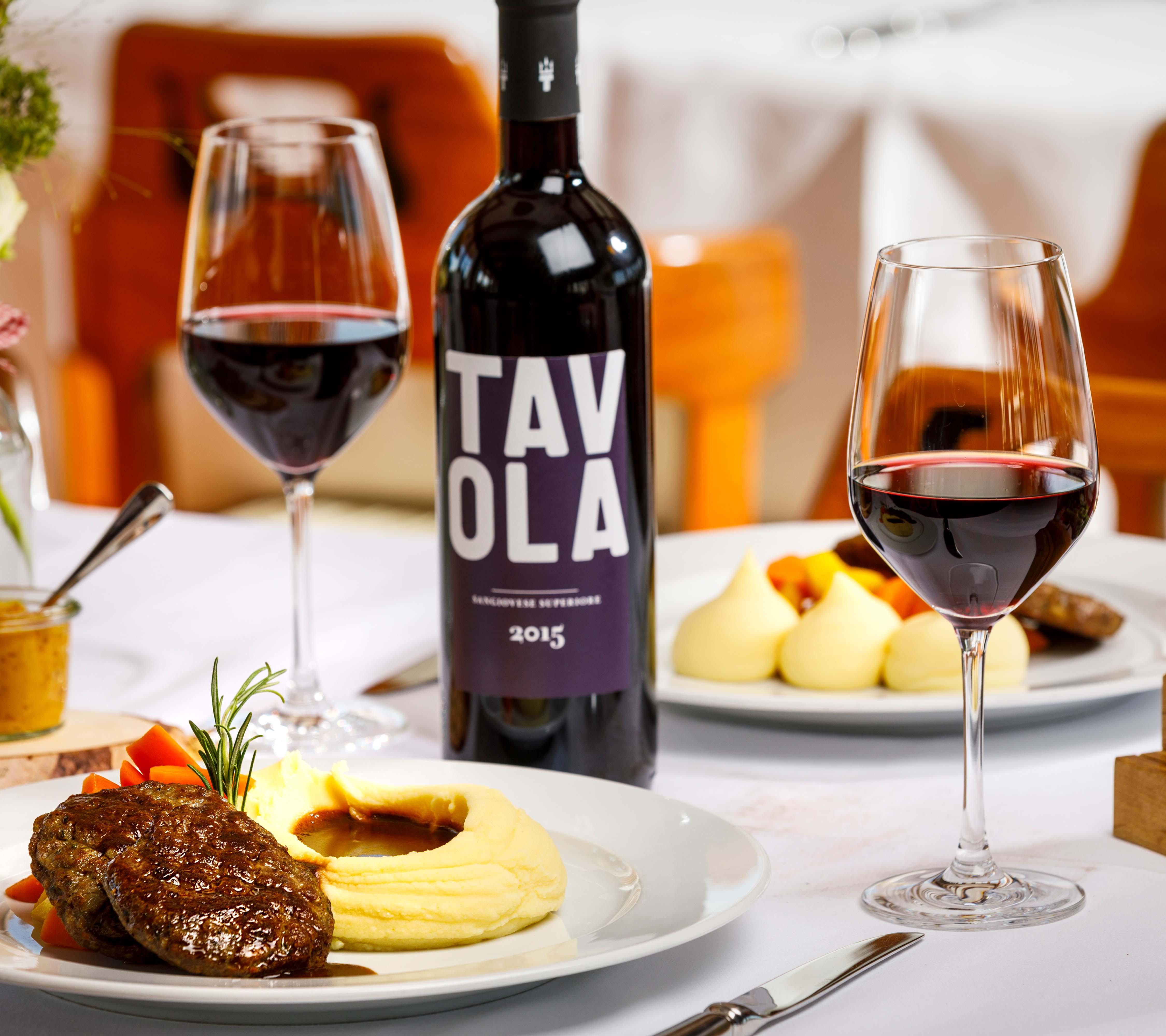 Wine & Dine mit Dampf Stadt Luzern
