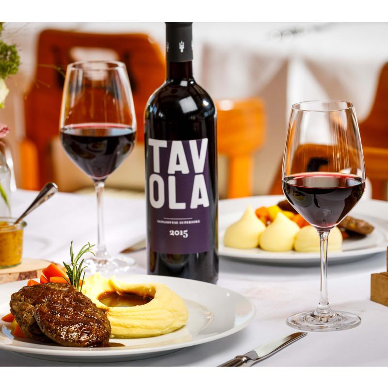 Wine & Dine mit Dampf