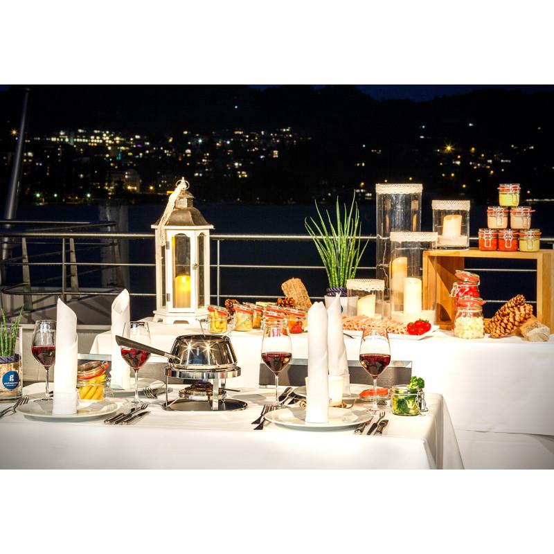 Bon-cadeau bateau fondue chinoise (sans rabais)